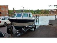Kruger Premier II boat