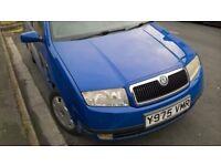 Skoda Fabia 2001 , Diesel
