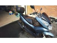 2014 Honda PCX 125 - fully services - 1 owner - data tag - commuter - PCX125