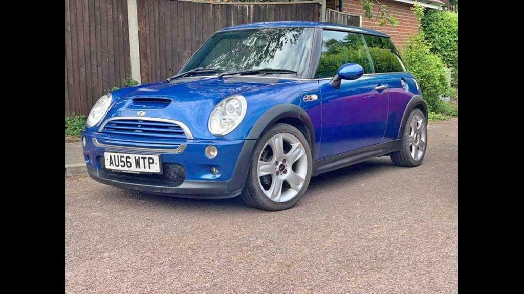 Mini Cooper S In Basingstoke Hampshire Gumtree