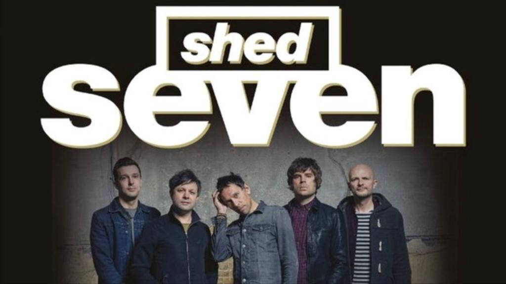 Shed Seven Tickets York Fibbers