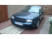 a4 1.9tdi spare or repair