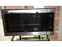 90 cm built-in oven