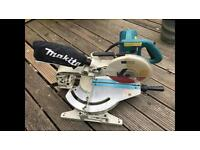 Makita ls1013 chopsaw mitre saw 250mm pull out 110v