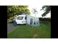 Sterling Europa 500, 5 berth, 2004 caravan with motor mover and lots of extras!