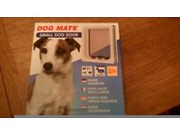 Small dog/cat flap for sale