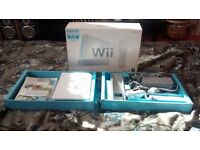 Nintendo Wii Console Wii Sports Edition White Boxed RVL 001
