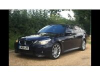 2009 BMW E61 520d M Sport Business Edition Auto LCI Estate Touring