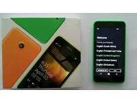 Nokia Lumia 635 in green - Tesco network