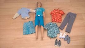 ken with clothes