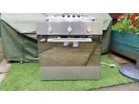 Gas Cooker and Gas hob