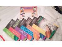 New 6 draw books