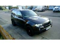57 reg bmw x3 2.0d 4x4 only 88000 miles!