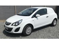 Vauxhall Corsa van 1.3 cdti 63 reg 2013 air conditioning excellent condition