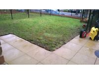 jet wash and garden service in islington and surrounding areas .