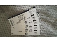 4x Bryan Adams Tickets LEEDS ARENA Sunday 27 MAY