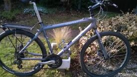 Ridgeback Tempest cycle
