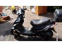 50 cc scooter vgc