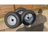 trailer tyres and wheels
