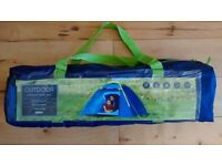 Brand new two person dome tent for sale.