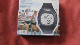 Run Tec ( Heart Rate Monitoring Watch) Model 20488