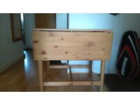 Extending Kitchen/Dining Table, light wood
