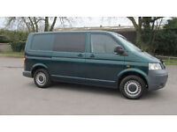 VW T30 TRANSPORTER WORK/DAY VAN WITH WINDOWS
