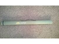 FLY ROD, CORTLAND ENDURANCE, 10FT #8 4 PIECE & SOLID CASE