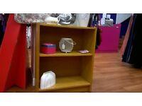 Small bookcase/shelf unit for sale