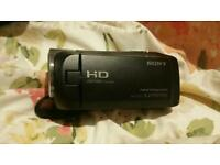 Sony HDR-CX240 HD Camcorder