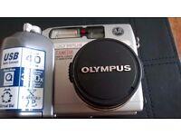 olympus digital compact camera, c-4000 zoom