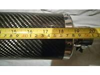 Yamaha R6/fazer 600 End can