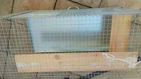 Big new rabbit or other small animal cage