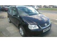 VW TOURAN SE FSI(2006)1.6