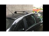 Genuine Citroen C3 roof bars