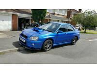 Subaru impreza wrx swap for focus st