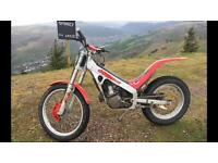 Montesa Cota 315r road reg