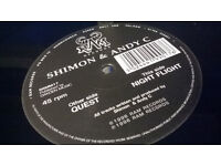 I Have 2 Classic Drum & Bass Records Both New...I Would Like To Swap For Some D&B Vinyl