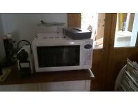 Panasonic Inverter Slimline Combi Microwave