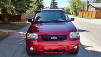 2007 Ford Escape AWD Limited