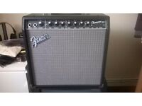 Fender Champion 40 Electric Guitar Modelling Amplifier 4 Weeks Old SWAP