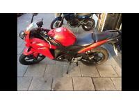 Honda CBR125R-D