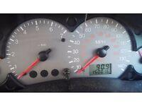 Focus 1.8 petrol M.O.T till may