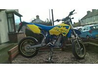 husaberg fe550 open to offers
