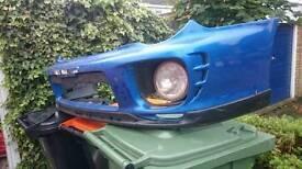 Front bumper Subaru Impreza