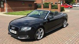 2011 AUDI A5 3.0 TDI S-Line Diesel Automatic 4x4 Cabriolet