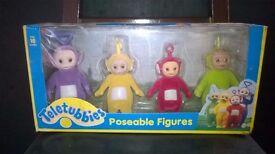Tellytubbies Poseable Figures