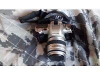 Pentax MZ-50 Body & Lens