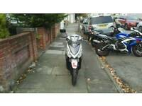 HI NICE BIKE FOR SALE SUZUKI ADDRESS 110 2016.EXCELLENT CONDITION.QUICK SALE.1200.ONO.