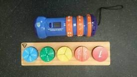 Children's maths toys